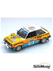 Arena: Model kit 1/25 scale - Talbot Sunbeam Lotus