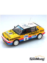 Arena: Model kit 1/25 scale - Lancia Delta 4WD