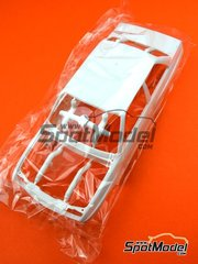 Beemax Model Kits: Spare part 1/24 scale - BMW M3 E30: Body - plastic parts - for Beemax Model Kits reference B24007