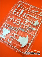 Belkits: Spare part 1/24 scale - Skoda Fabia S2000 Evo: Sprue F - plastic parts - for Belkits references BEL-004 and BEL004