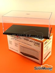 Belkits: Display case 1/24 scale - Display case for 1/24 scale model cars