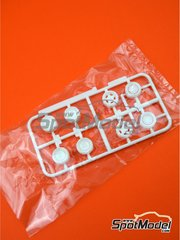 Belkits: Spare part 1/24 scale - Opel Manta 400 Group B: Sprue G - plastic parts - for Belkits references BEL008 and BEL009