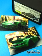 C1 Models: Transkit 1/24 scale - Porsche 964 RWB Widebody Pandora One - resins, photo-etched parts and decals - for Tamiya kit TAM24247