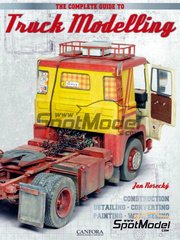 Canfora: Libro - The complete guide to Truck Modelling