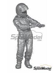 Denizen: Figure 1/43 scale - F1 driver