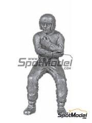 Denizen: Figure 1/43 scale - Classic F1 driver