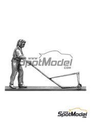 Denizen: Figure 1/43 scale - Mechanic