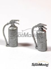 Denizen: Figure 1/43 scale - Fire extinguisher