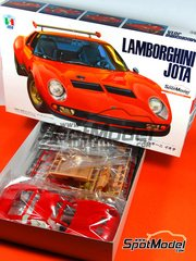 Car kit 1/20 by Fujimi - Lamborghini Jota image
