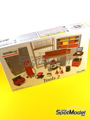 Fujimi: Model kit 1/24 scale - Tools - Set 2 image