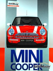 Fujimi: Model car kit 1/24 scale - New Mini Cooper