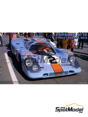Fujimi: Model car kit 1/24 scale - Porsche 917K