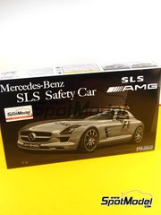 Fujimi: Model car kit 1/24 scale - Mercedes SLS Safety Car image