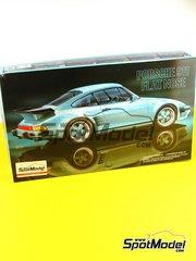 Fujimi: Model car kit 1/24 scale - Porsche 911 Flat Nose - plastic model kit image