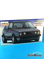 Fujimi: Model car kit 1/24 scale - Volkswagen Golf II Gti 16v