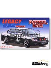 Fujimi: Model car kit 1/24 scale - Legacy B4 Patrol Car
