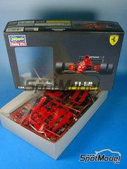 Hasegawa: Model car kit 1/24 scale - Ferrari 640 F1-89