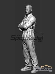 Hobby Design: Figure 1/24 scale - Mr Walker