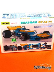 Iritani: Model kit 1/20 scale - Brabham BT34