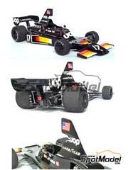 Iritani: Model kit 1/25 scale - Shadow Ford DN5