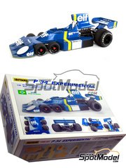 Iritani: Model kit 1/25 scale - Tyrrell P34 Experimental