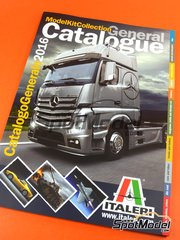 Italeri: Catalogue - General Catalogue 2016