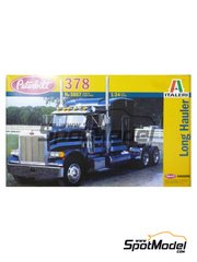 Italeri: Model truck kit 1/24 scale - Peterbilt 378