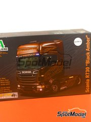 Italeri: Model truck kit 1/24 scale - Scania R730 - plastic model kit image