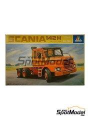 Italeri: Maqueta de camión escala 1/24 - Scania 142H