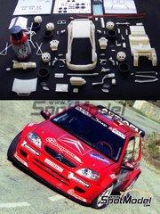 MM24 Models: Model kit 1/25 scale - Saxo S1600