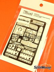MSM Creation: Photo-etched parts 1/24 scale - Ferrari FXX