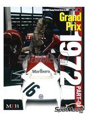Model Factory Hiro: Libro de referencia - Joe Honda Racing Pictorial Series: Grand Prix, parte 1 1972