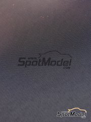 Model Factory Hiro: Decals - Varied Carbon decal B - Small carbon