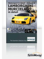 Motorsport in detail: CD - Lamborghini Murcielago  - for Mac and PC