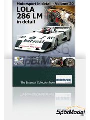 Motorsport in detail: CD - Lola T286 LM  - for Mac and PC