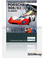 Motorsport in detail: CD - Porsche 908 - 02  - for Mac and PC
