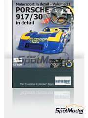 Motorsport in detail: CD - Porsche 917 - 30  - for Mac and PC