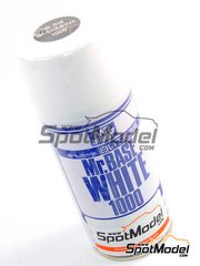 Mr Hobby: Primer - Mr. Base White 1000 - 180 ml - Spray