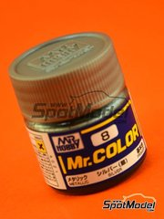 Mr Hobby: Mr Color paint - Silver
