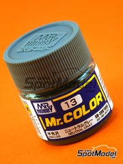 Mr Hobby: Mr Color paint - Neutral gray USAF Army - 1 x 10ml
