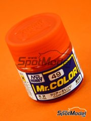 Mr Hobby: Mr Color paint - Clear orange