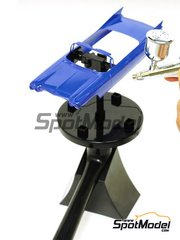 Mr Hobby: Tools - Mr. Turntable painting stand set