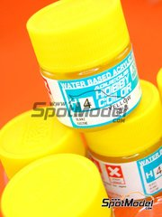 Mr Hobby: Acrylic paint - Aqueous Hobby Color - Yellow - 10ml