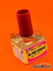 Mr Hobby: Pintura de la gama Mr Color - Mr Paint Remover