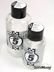 Number Five: clearcoat - Clearcoat lacquer - 100ml + 50ml - for Airbrush