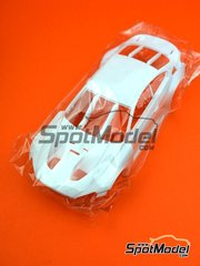 Platz: Spare part 1/24 scale - BMW M6 GT3: Body - plastic parts - for Platz reference PN24001
