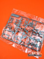 Platz: Spare part 1/24 scale - BMW M6 GT3: Sprue C - plastic parts - for Platz reference PN24001