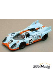 Profil24: Model car kit 1/24 scale - Porsche 917K