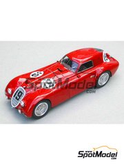 Profil24: Model car kit 1/24 scale - Alfa 8 C 2900 B #19 - 24 Hours Le Mans 1938 - resin multimaterial kit
