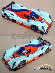 Profil24: Model car kit 1/24 scale - Aston Martin Lola LMP1 Lowes #7 - Sebring 2010 - resin multimaterial kit